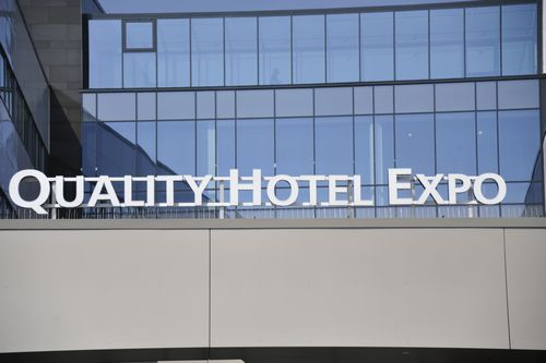 Hotell Quality Expo